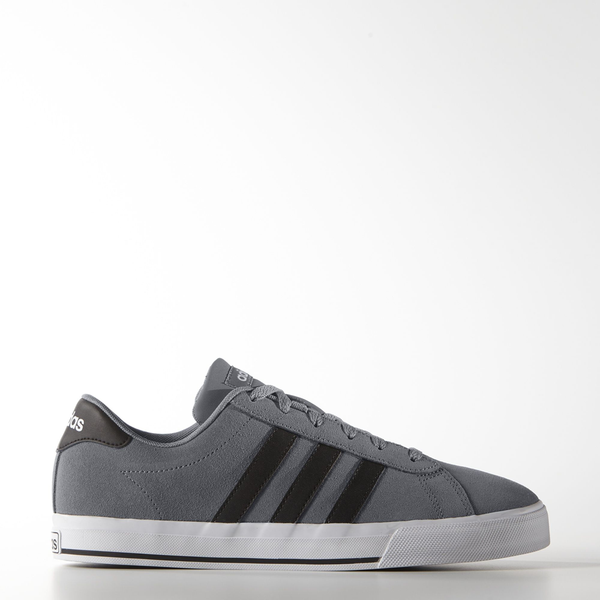 Adidas Men's Daily Grey/White