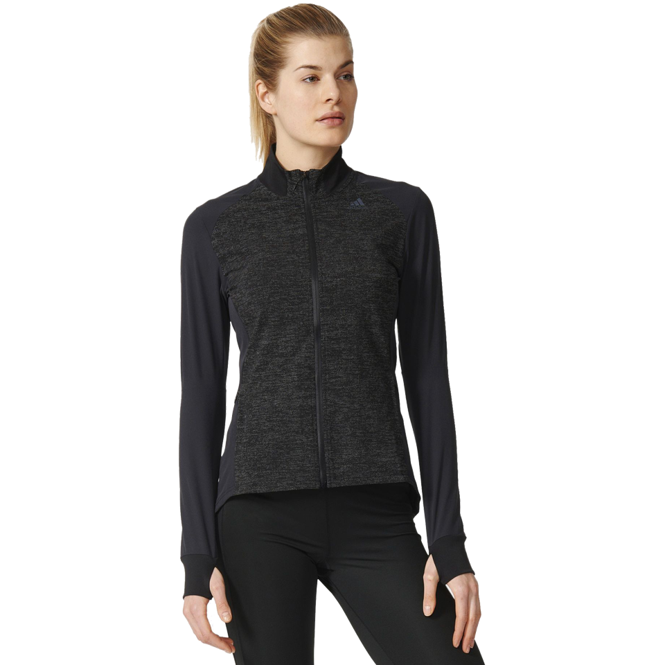 Adidas Women's Supernova Jacket Black