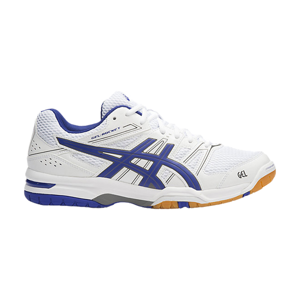Asics Men's Gel-Rocket 7 White