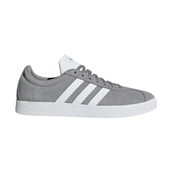 Adidas Men's VL Court 2.0 Grey Three