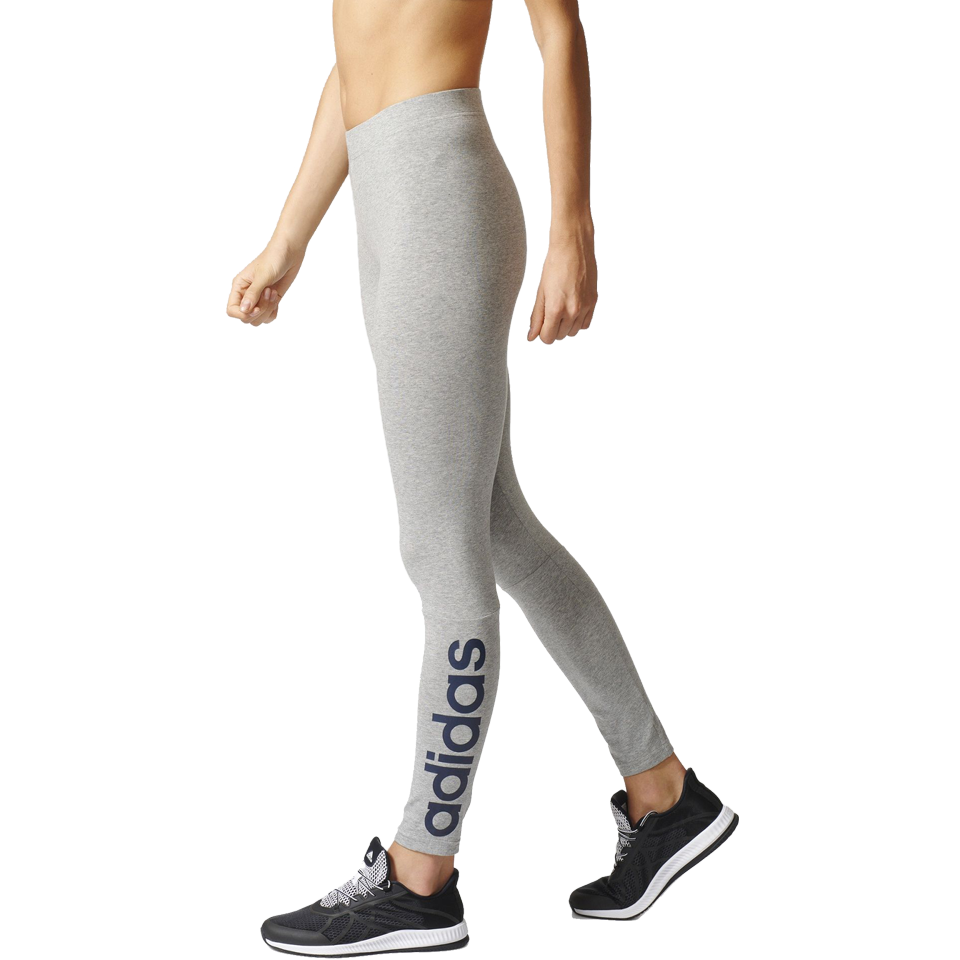 Adidas Women's Essential Tight Medium Grey