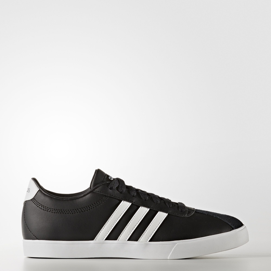 Adidas Women's Courtset Black