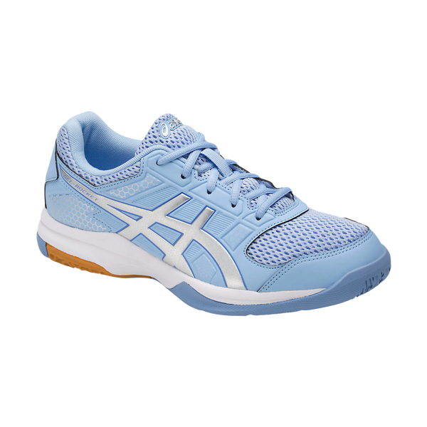 Asics Women's Gel-Rocket 8 Airy Blue/Silver