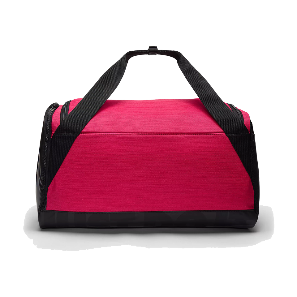 Nike Brasilia Small Training Duffel Bag Rush Pink