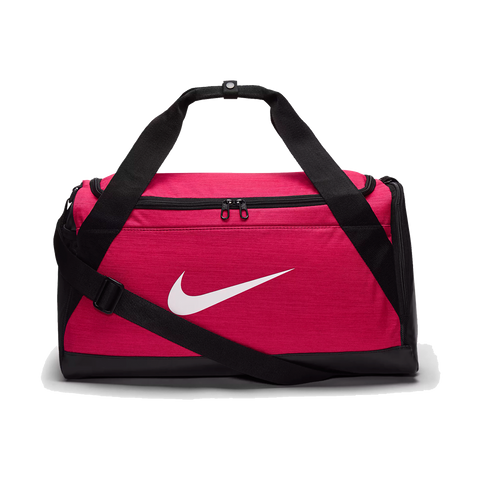 edd759b2e16 Nike Brasilia Small Training Duffel Bag Rush Pink