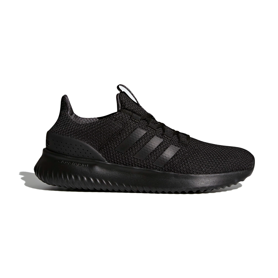 Adidas Men's Cloudfoam Ultimate Black/Black
