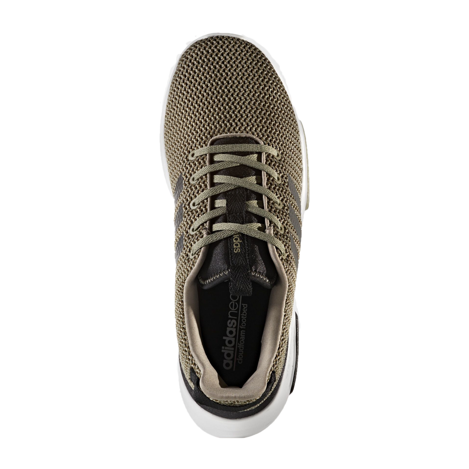 Adidas Men's Cloudfoam Racer TR Shoes Trace Olive - Play Stores Inc