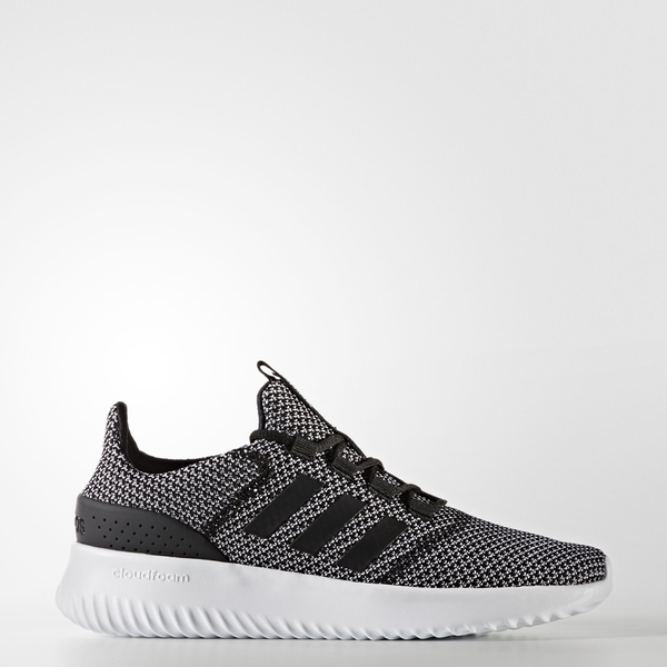 Adidas Women's Cloudfoam Ultimate Core Black