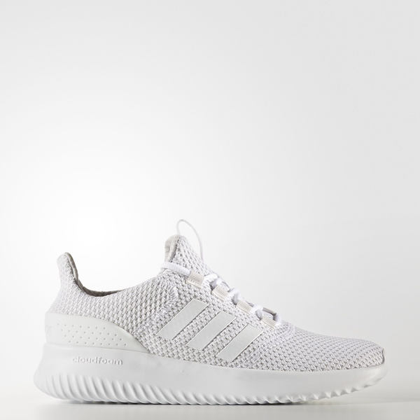 Adidas Women's Cloudfoam Ultimate Grey One