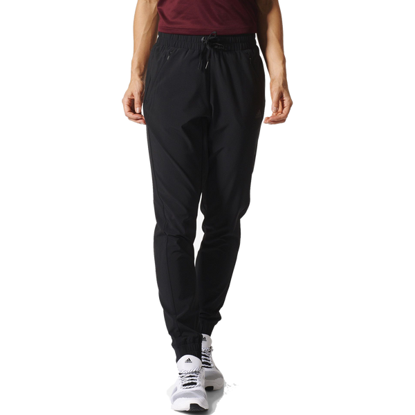 Adidas Women's Performance Woven Pant Black