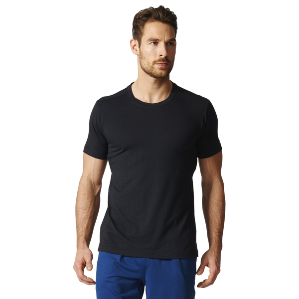 Adidas Men's Freelift Prime Tee Black