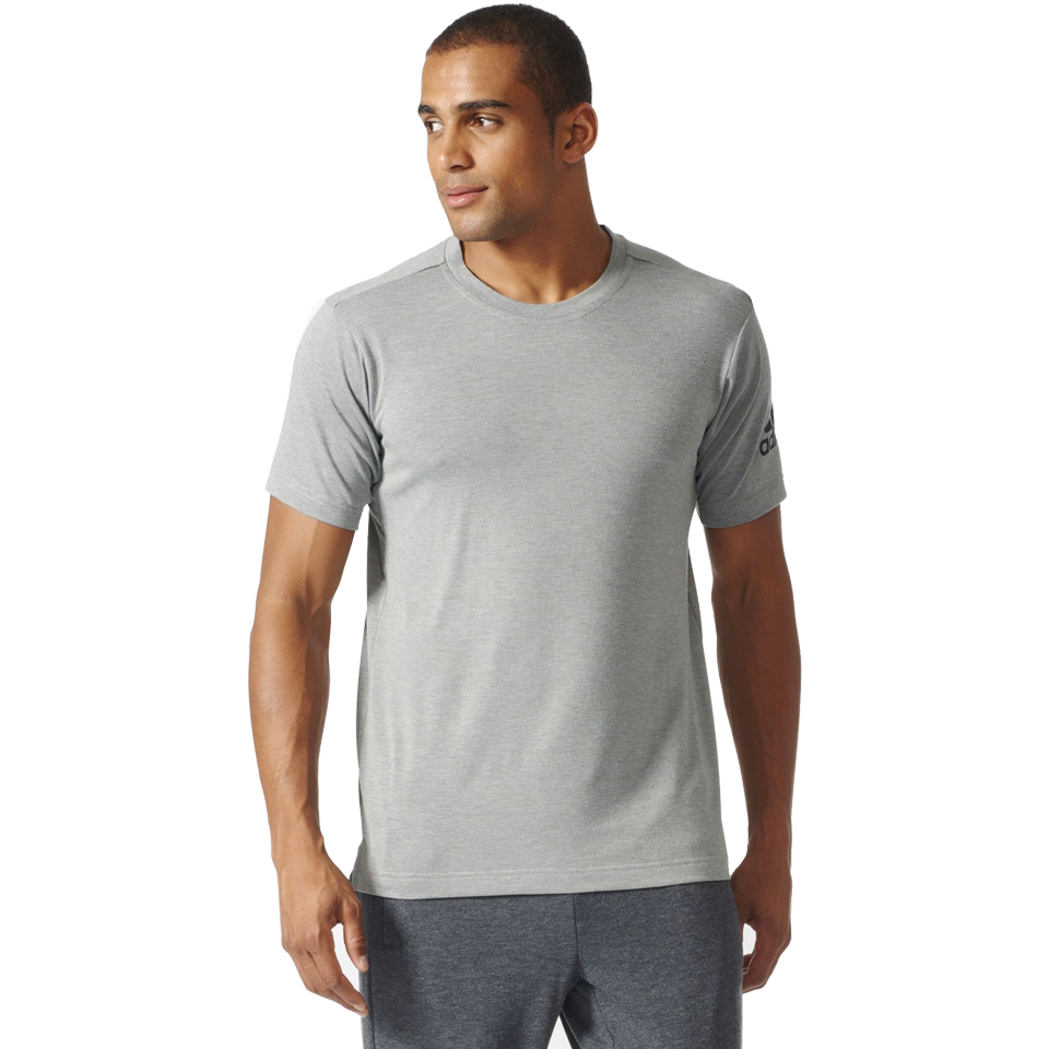 Adidas Men's Freelift Prime Tee Core Heather