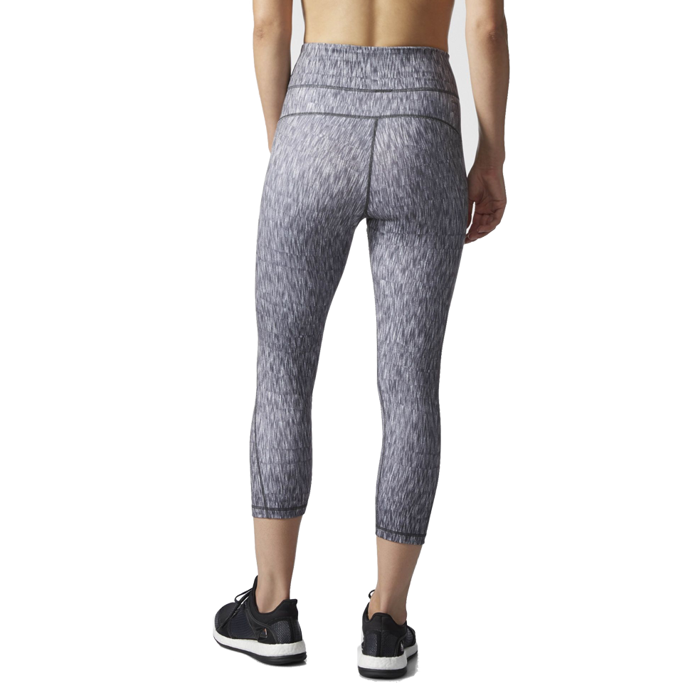 Adidas Women's Performer Capri Tight Utility Black