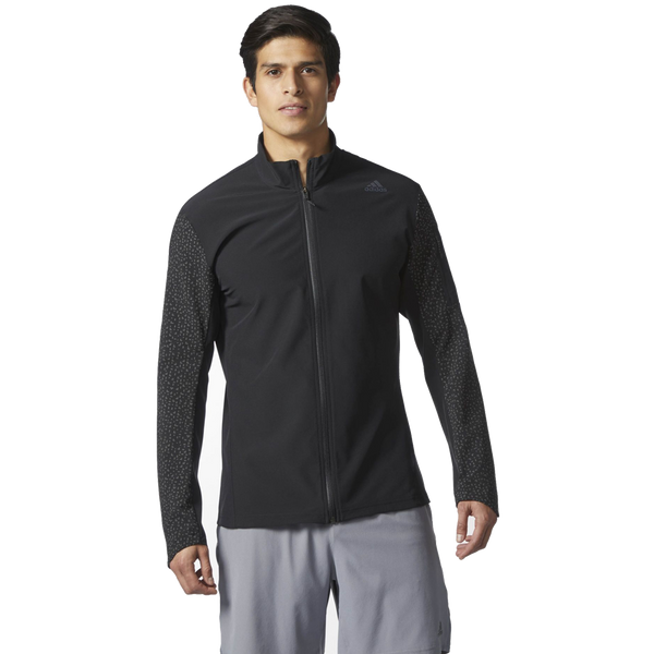 Adidas Men's Supernova Jacket Black