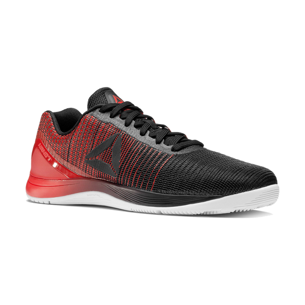 Reebok Men's Crossfit Nano 7.0 Black/White/Primal Red