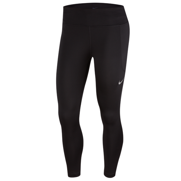 Nike Women's Fast Crop Tight Black