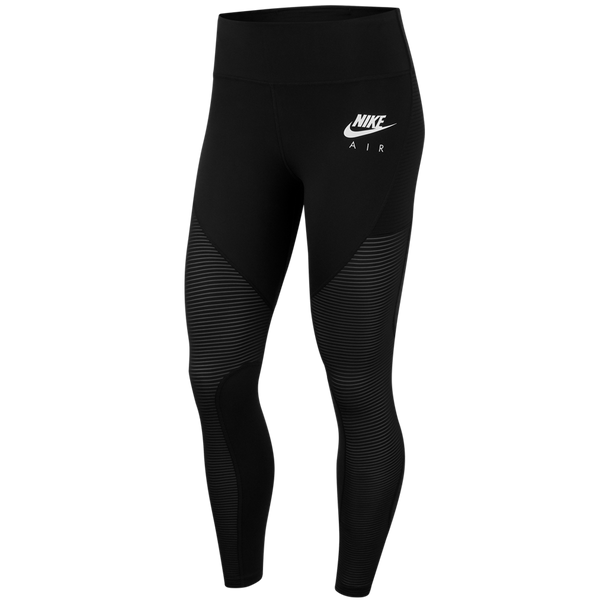 Nike Women's Nike Air 7/8 Running Tights Black