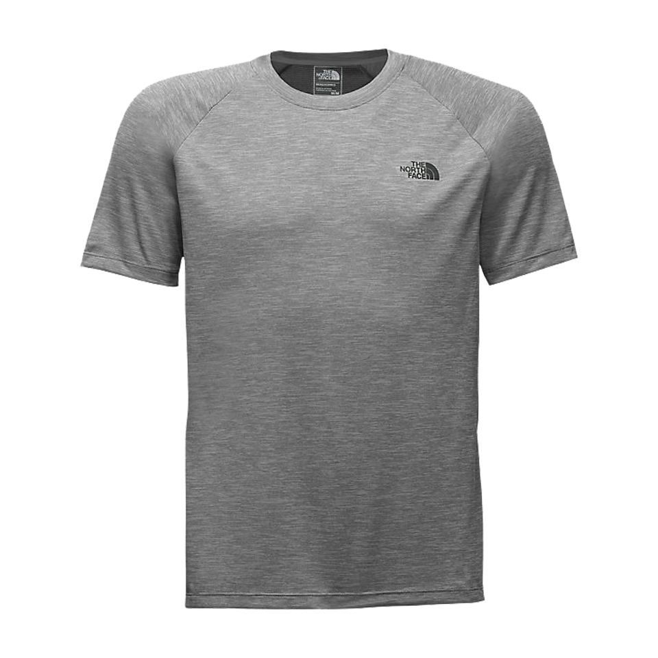 The North Face Men's Ambition Short Sleeve Tee Grey