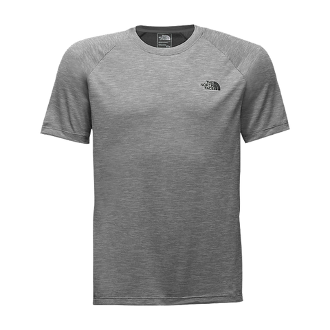 d3265744e341a0 The North Face Men s Ambition Short Sleeve Tee Grey