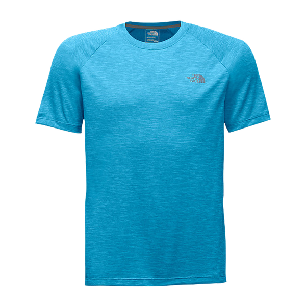 The North Face Men's Ambition Short Sleeve Banff Blue