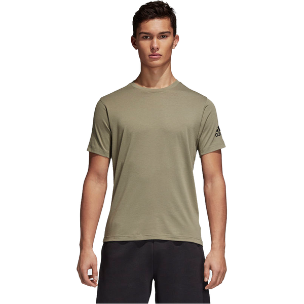 Adidas Men's Freelift Prime Tee Olive