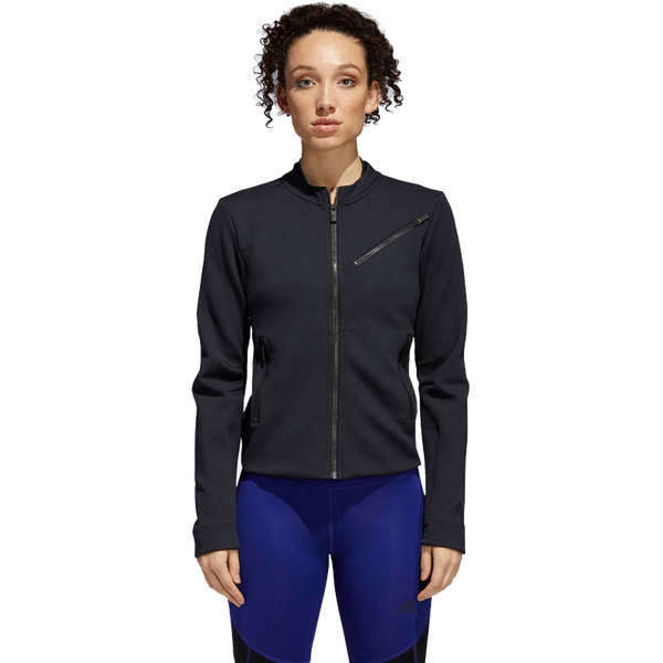 Adidas Women's Performer Moto Jacket Black