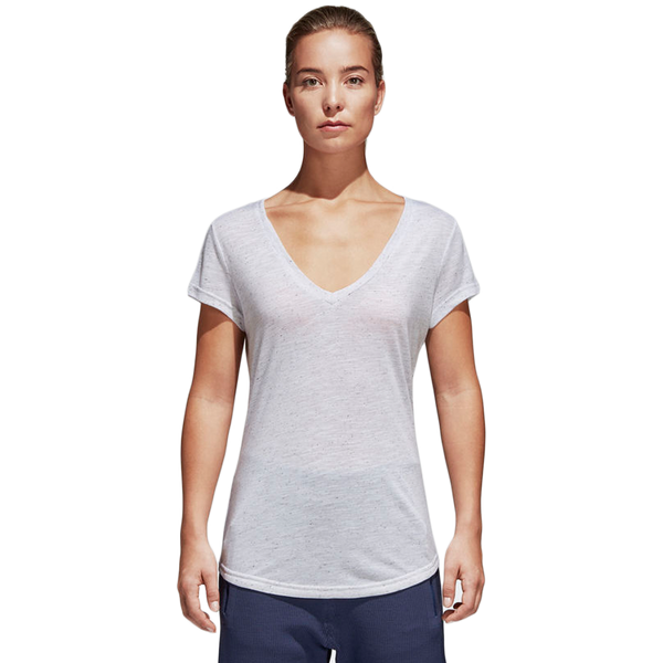 Adidas Women's Winners Tee White