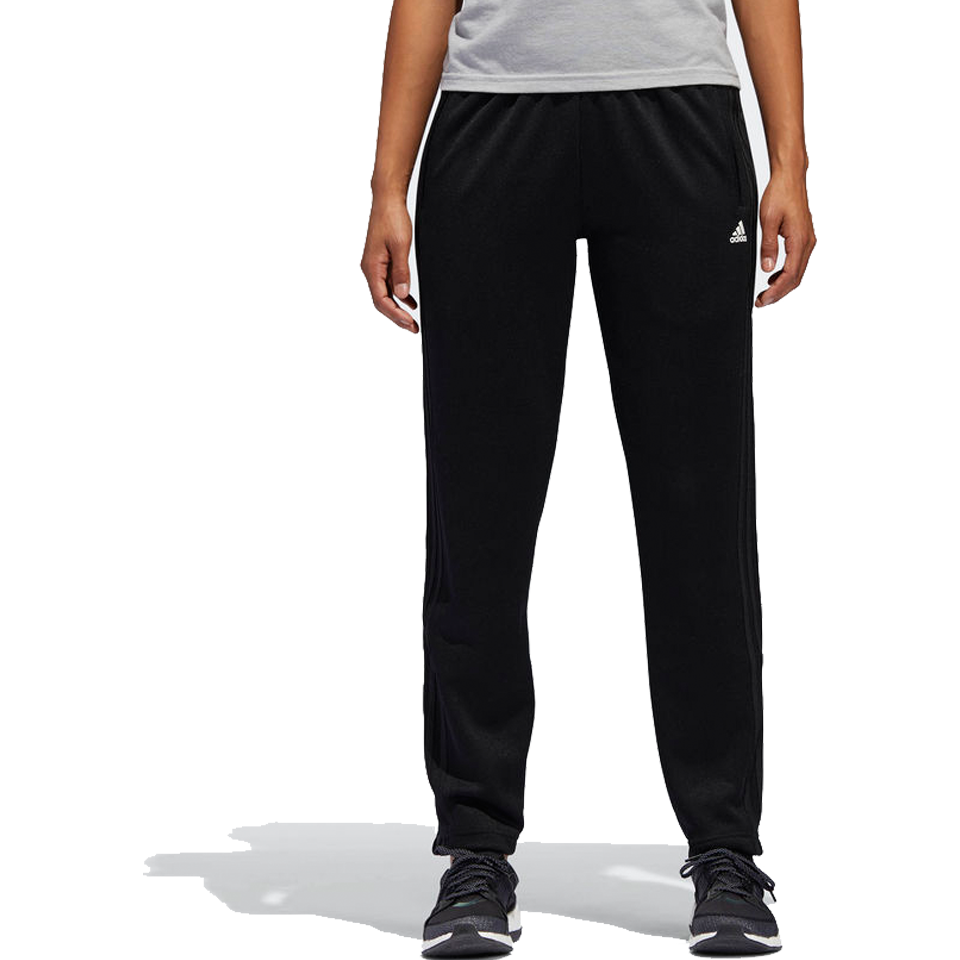 7162e86f Adidas Women's Tricot Snap Pant Black - Play Stores Inc