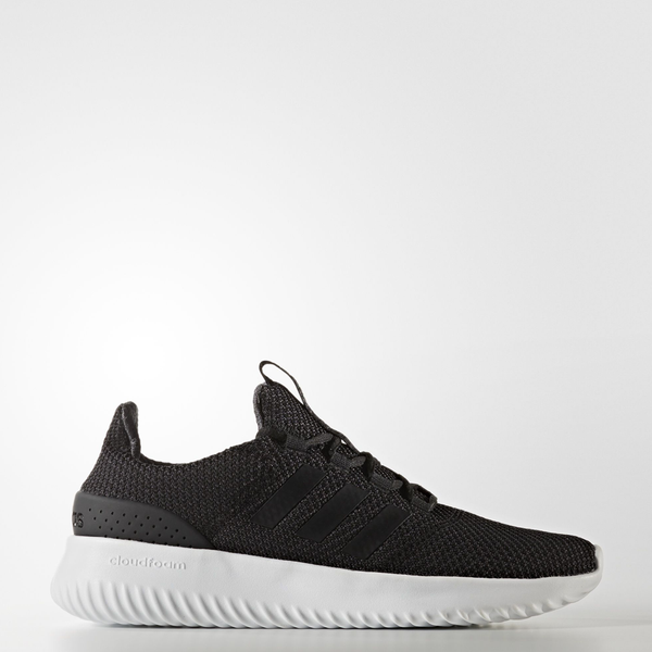 Adidas Men's Cloudfoam Ultimate Core Black