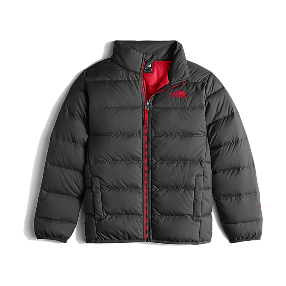The North Face Boys Andes Jacket Graphite Grey