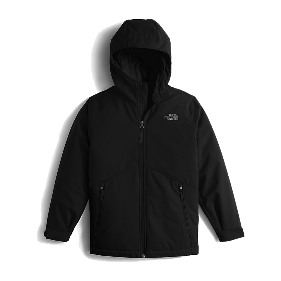 The North Face Boys Apex Elevation Jacket Black