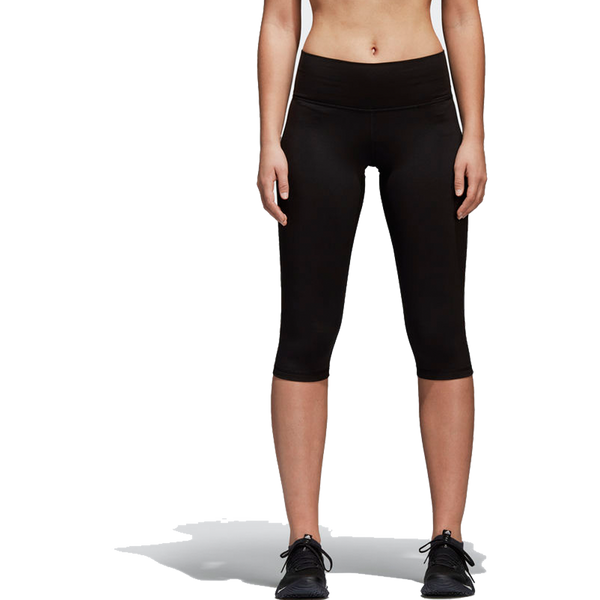 Adidas Women's High Rise Soft 3/4 Tight Black