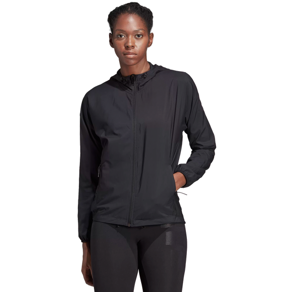Adidas Women's Woven Cover Up Black