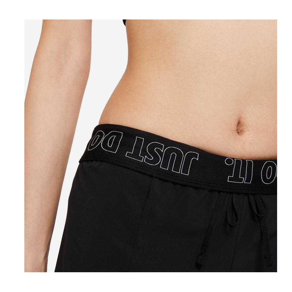 Nike Women's Flex Essential 2-in-1 Training Shorts Black