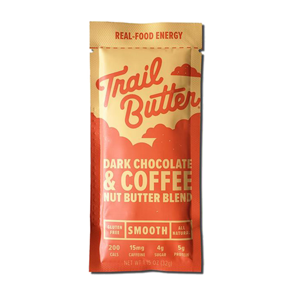 Trail Butter Dark Chocolate & Coffee Lil' Squeeze