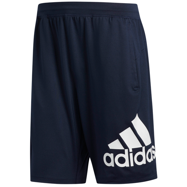 Adidas Men's 4KRFT Sport Badge of Sport Shorts Legendary Ink
