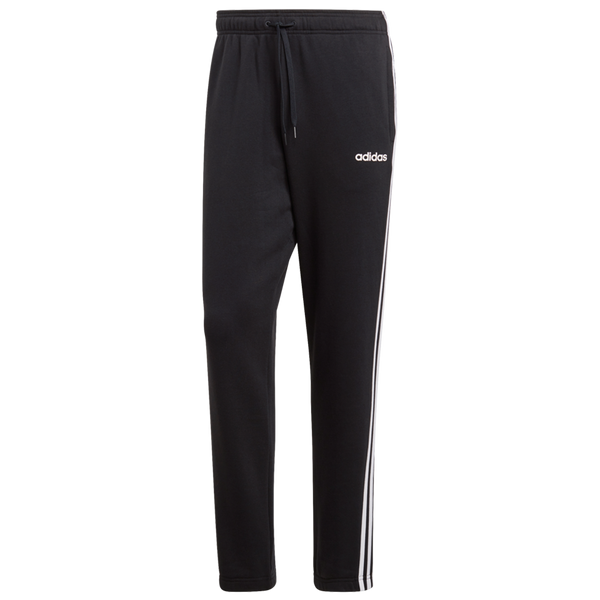 Adidas Men's Essentials 3-Stripes Pants Black