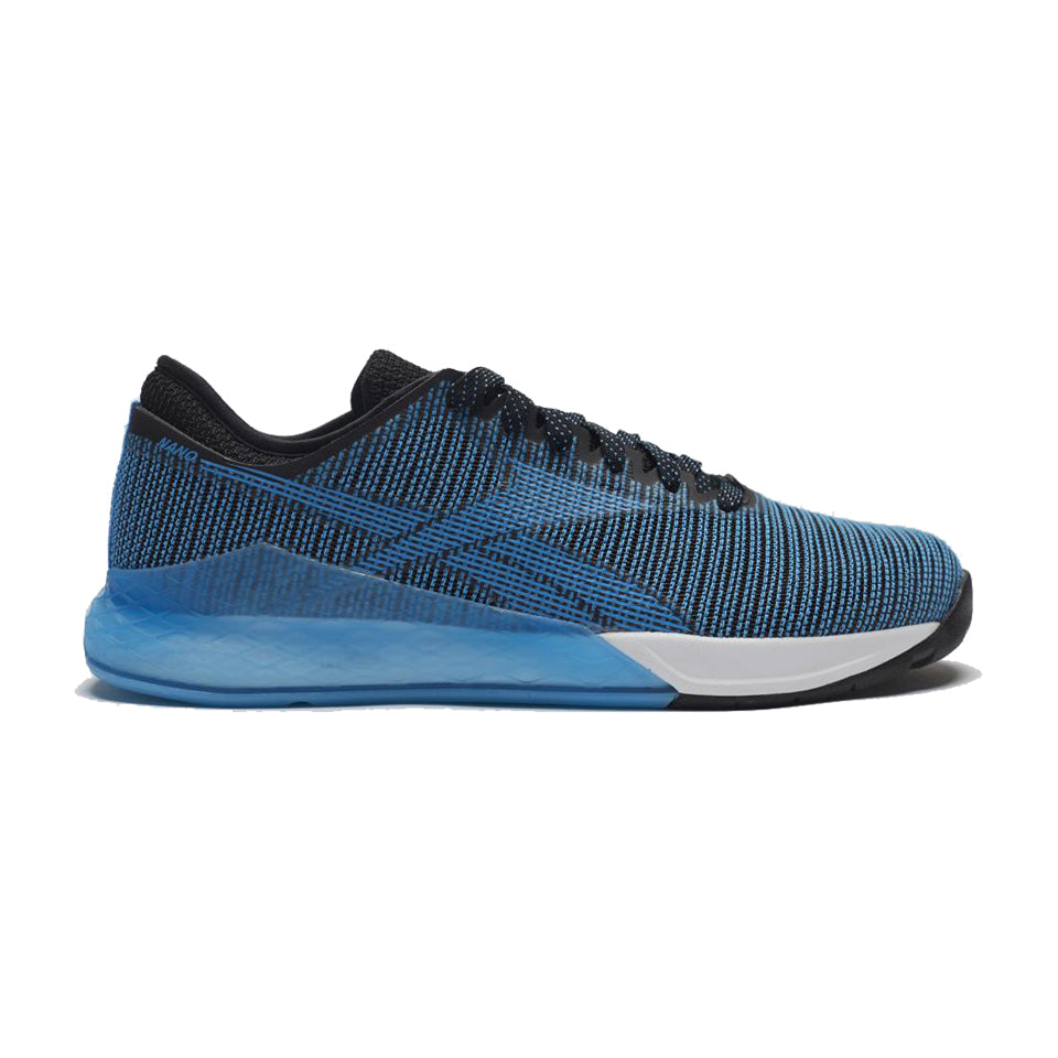 Reebok Men's Nano 9.0 Black/Blue