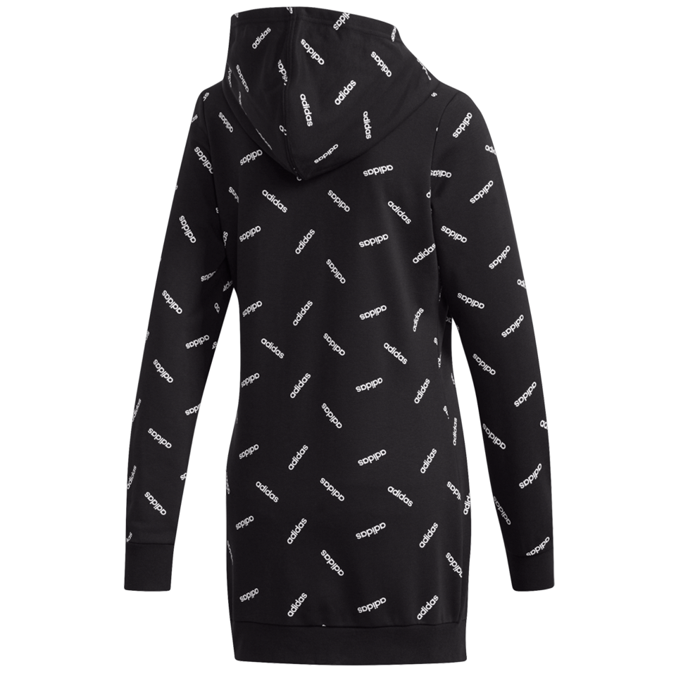 Adidas Women's Graphic Hoodie Black