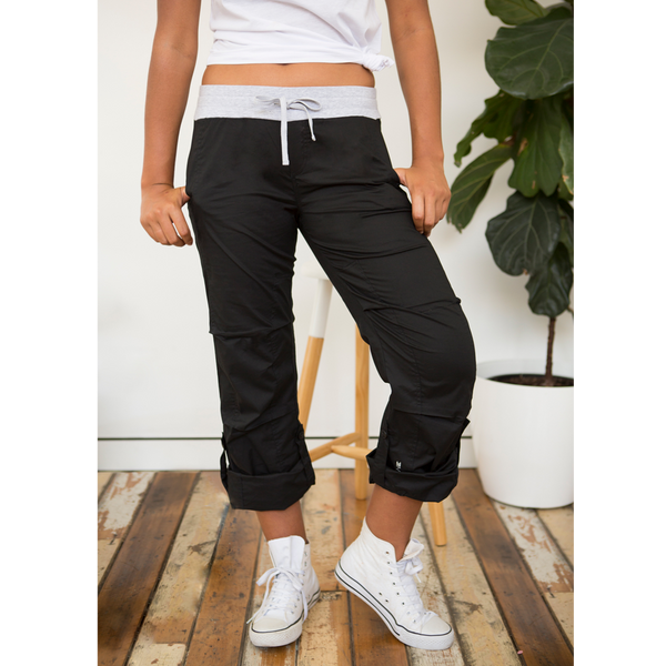 Lorna Jane Flashdance Pant Black
