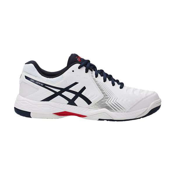 Asics Men's Gel Game 6 White
