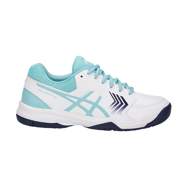 Asics Women's Gel Dedicate 5 White
