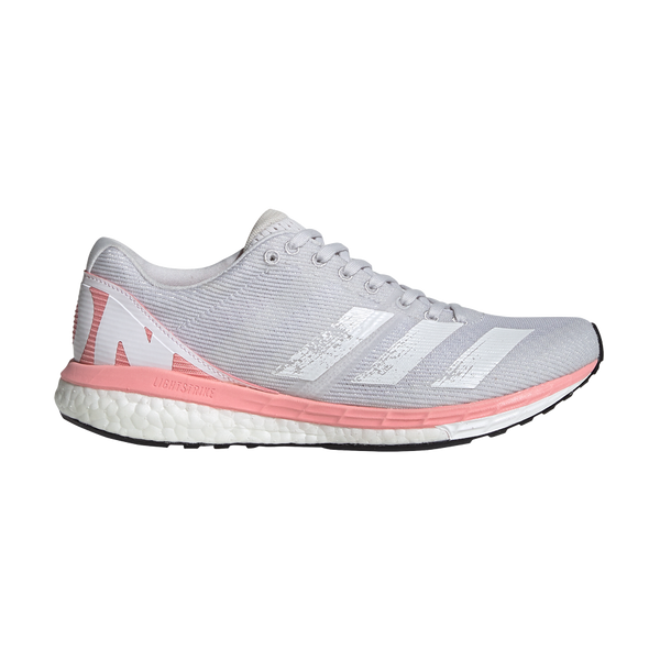 adidas Women's adizero Boston 8  Dash Grey