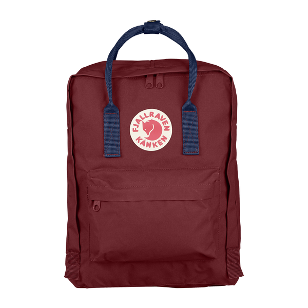 Fjallraven Kanken Ox Red/Royal Blue