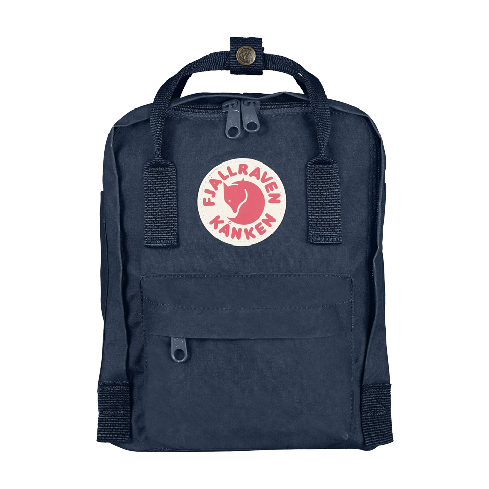 Fjallraven Kanken Mini Navy