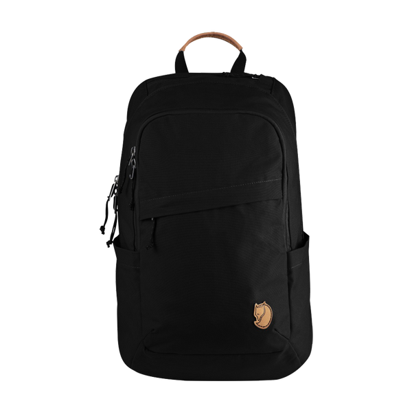 Fjallraven Raven 20L Backpack Black