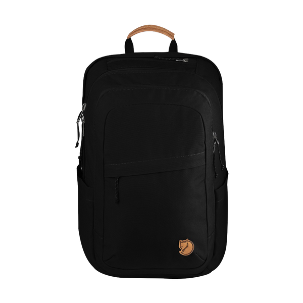 Fjallraven 28L Backpack Black