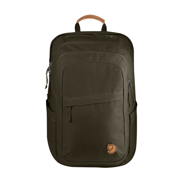 Fjallraven Raven 28L Backpack Dark Olive