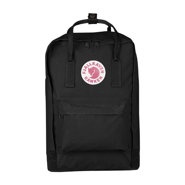 "Fjallraven Kanken Laptop 15"" Black"