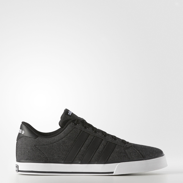 Adidas Men's SE Daily Vulc Black